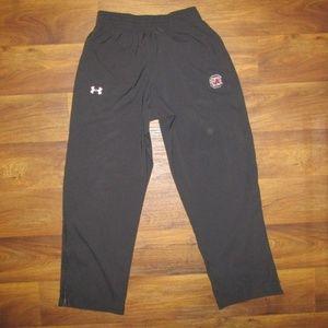 Under Armour Athletic Pants Sz L Gamecocks USC